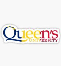 Queens flag Sticker