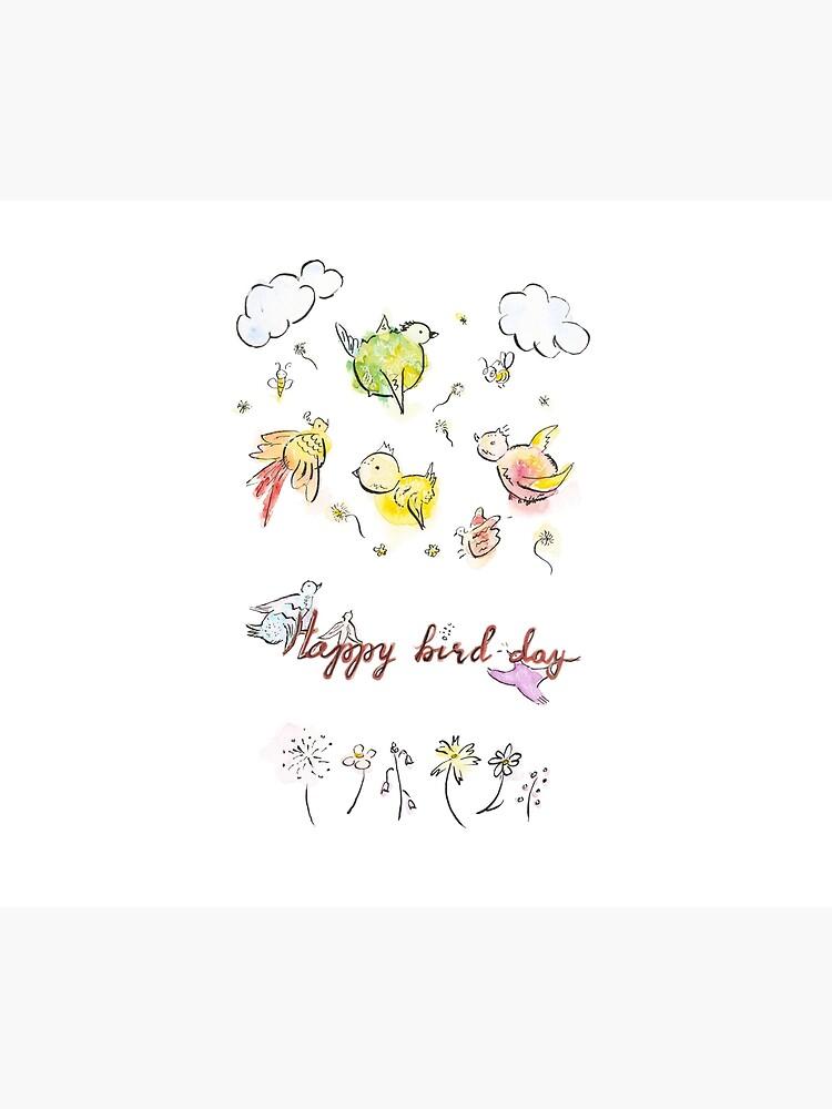 Happy bird-day by yanak