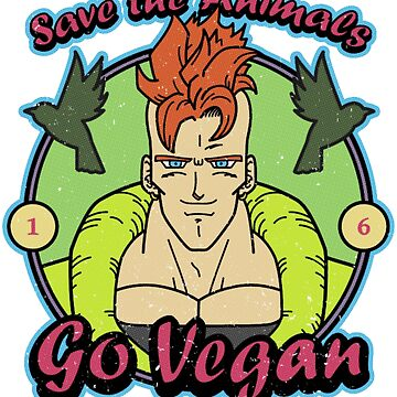 DRAGON BALL GO VEGAN de refritomix