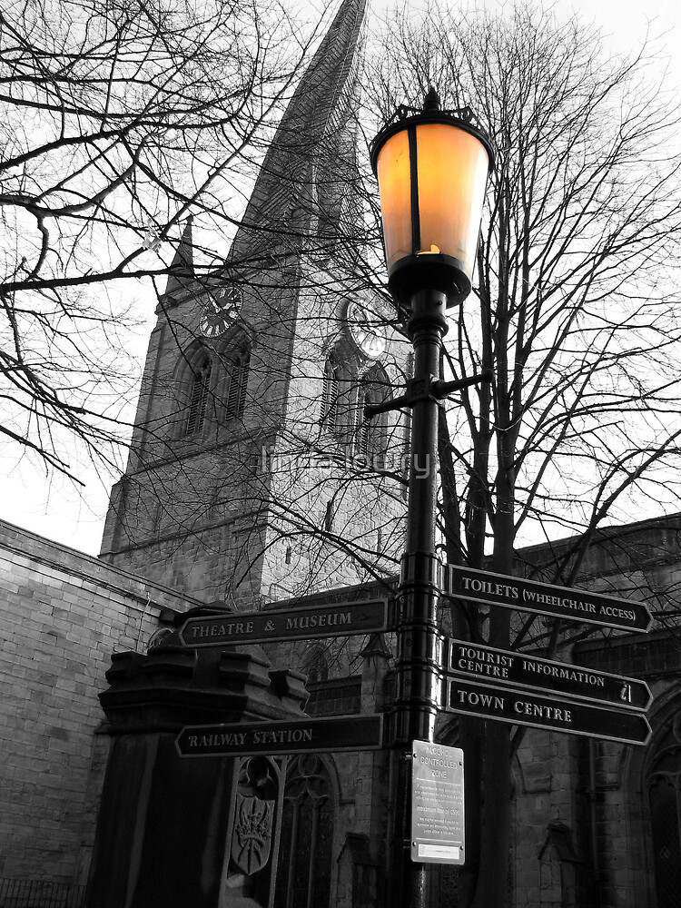 Chesterfield  by linda lowry