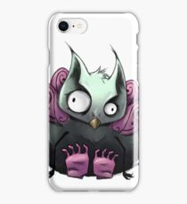 Left-Right : The Mansion // The Owl iPhone Case/Skin