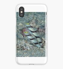 Pair of Yellownose Shrimpgobies iPhone Case/Skin