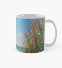 Warm summer days along the coast Mug