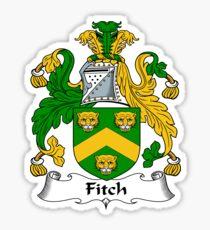 Fitch Sticker
