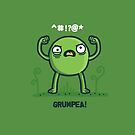 Grumpea by Randyotter