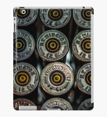 Shotgun Shells iPad Case/Skin