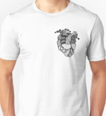 Zentangle Heart T-Shirt