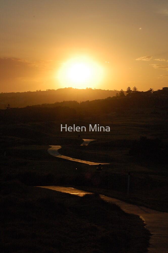 Long Reef Golf Course by Helen Mina