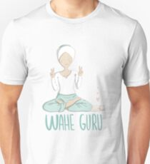 Wahe guru! Unisex T-Shirt