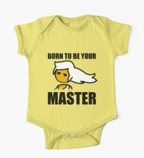 PC Master Race Born to Be Your Master Girl Kids Clothes