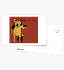 This is Fine Postcards