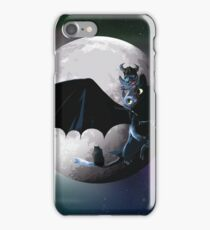 Stich and toothless iPhone Case/Skin