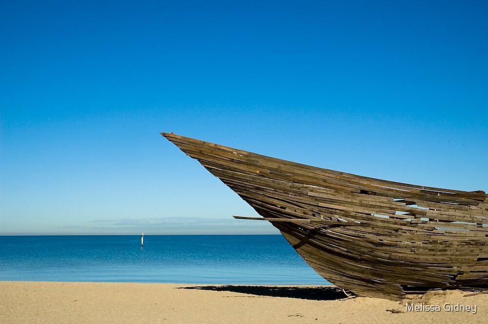 Shipwrecked II by Melissa Gidney