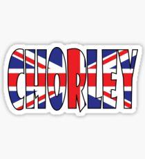 Chorley Sticker
