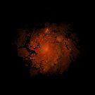 Orange Nebula by moietymouse