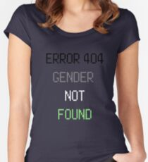 Gender not found Women's Fitted Scoop T-Shirt