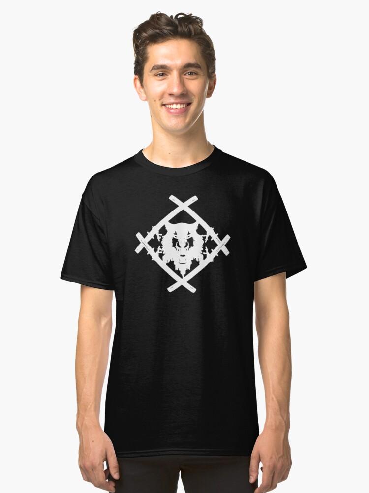 Hollow Squad Merch Classic T-Shirt Front