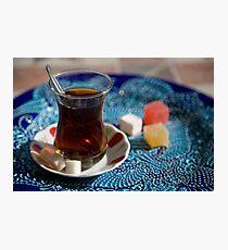 Turkish Tea Photographic Print