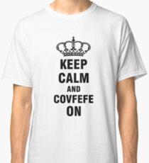 Covfefe Funny Shirt Classic T-Shirt