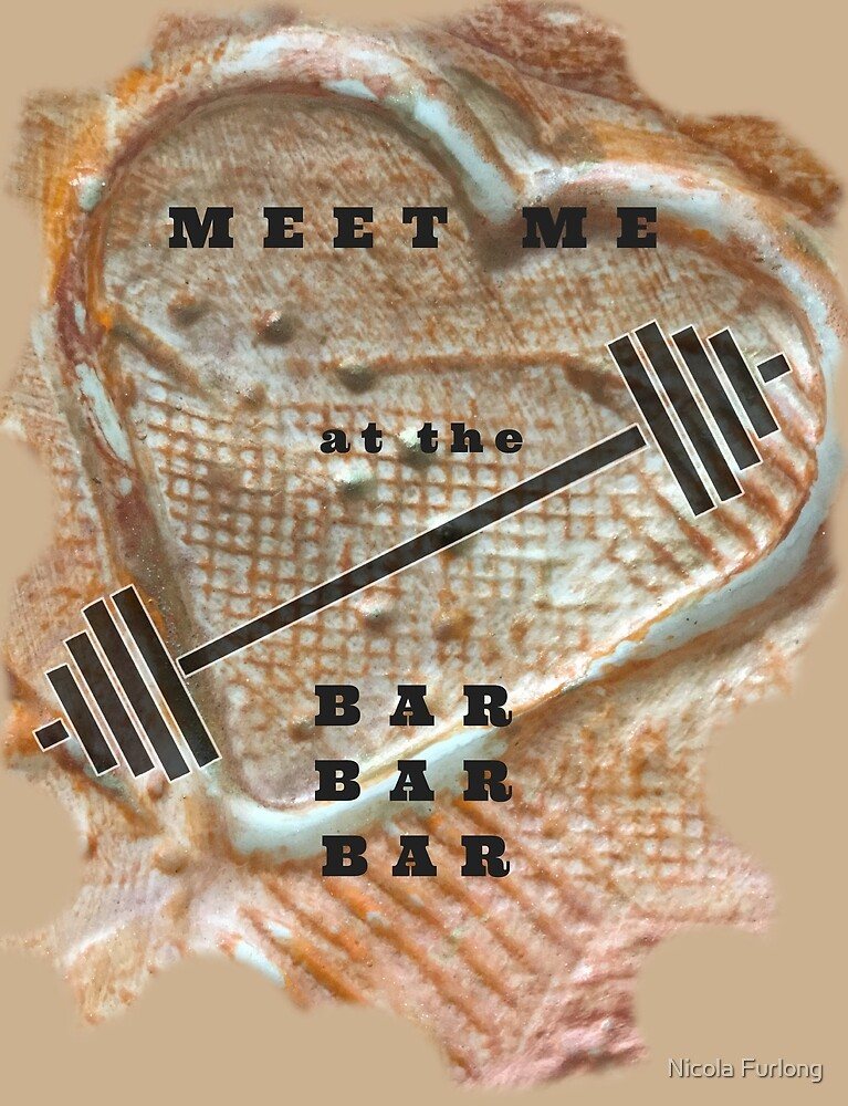 MEET ME AT THE BAR - FITNESS BARBELL WORKOUT by Nicola Furlong