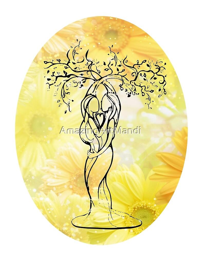 Tree of Love by AmazingArtMandi