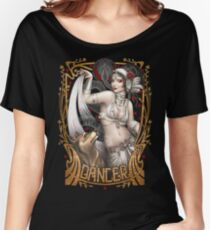 Dancing with wolves - Tribal Belly dance Women's Relaxed Fit T-Shirt