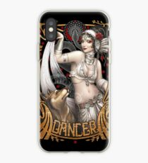 Dancing with wolves - Tribal Belly dance iPhone Case