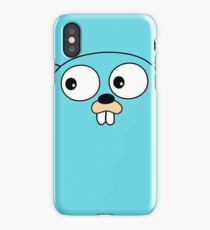 Golang Gopher iPhone Case/Skin
