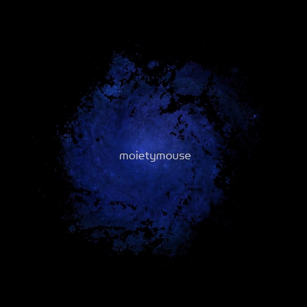 Blue Nebula by moietymouse