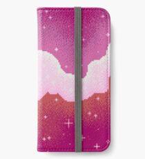 Lesbian Pride Flag Galaxy iPhone Wallet/Case/Skin