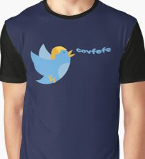 Covfefe Tweet Graphic T-Shirt