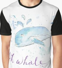 Oh whale... Graphic T-Shirt