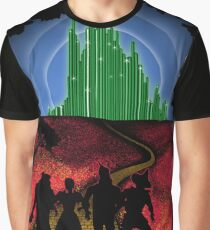 Yellow brick road Graphic T-Shirt