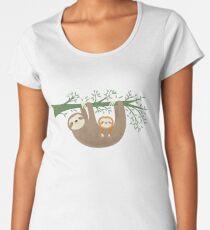 Sloths Women's Premium T-Shirt