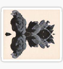 Otious  – Charade CD sleeve artwork Sticker