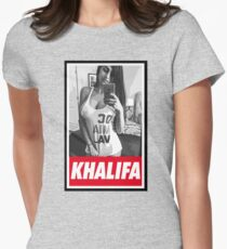 Mia Khalifa Womens Fitted T-Shirt