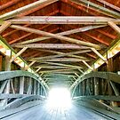 Covered Bridge by cariaikenart