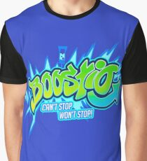 Boostio!! Graphic T-Shirt