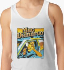 mac demarco in his car Tank Top