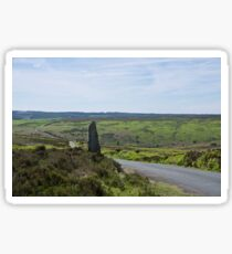 The North Yorkshire Moors Sticker