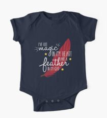Magic in my Heart - Never Grow Up One Piece - Short Sleeve