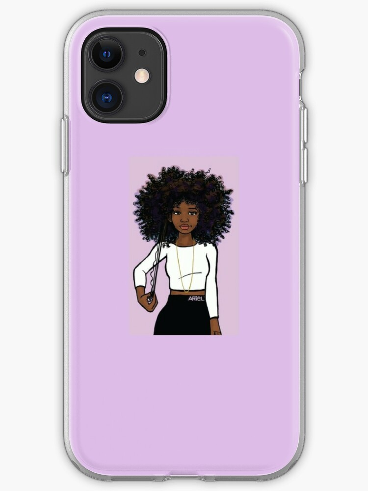 Black Girl Magic Iphone Case Cover By Sherchino31 Redbubble