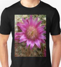cactus flower 3 T-Shirt