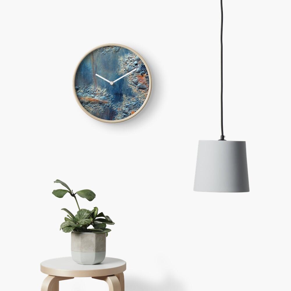 Aquabatix Clock