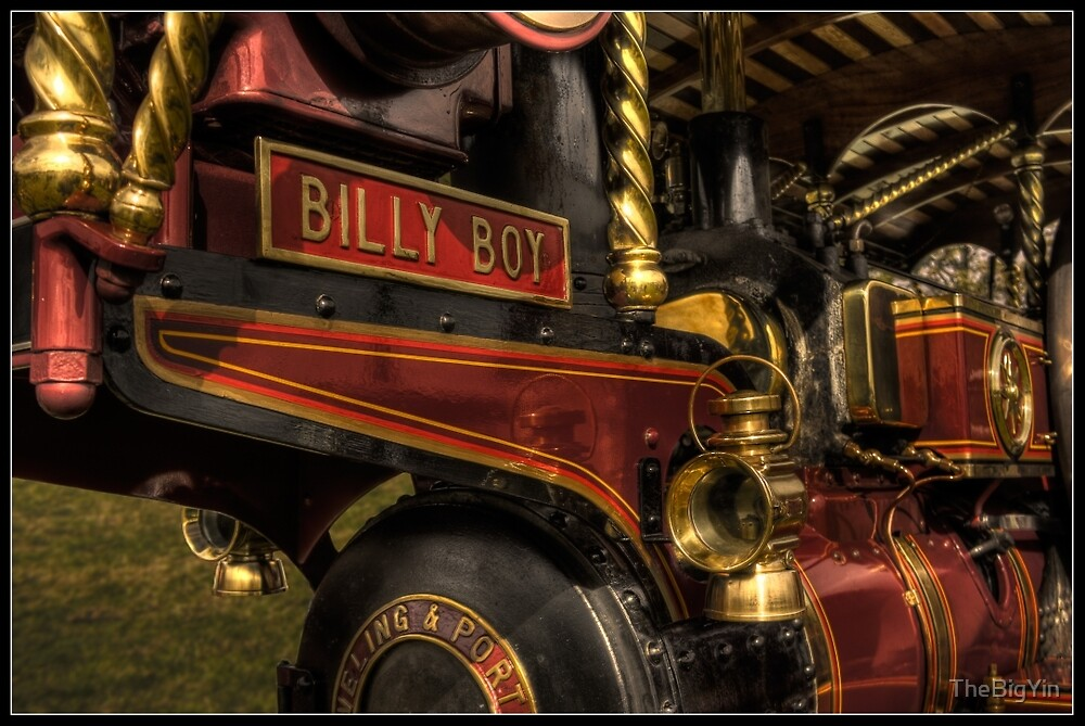 Billy Boy by TheBigYin