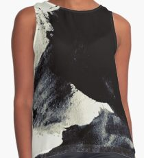Abstract Painting Contrast Tank