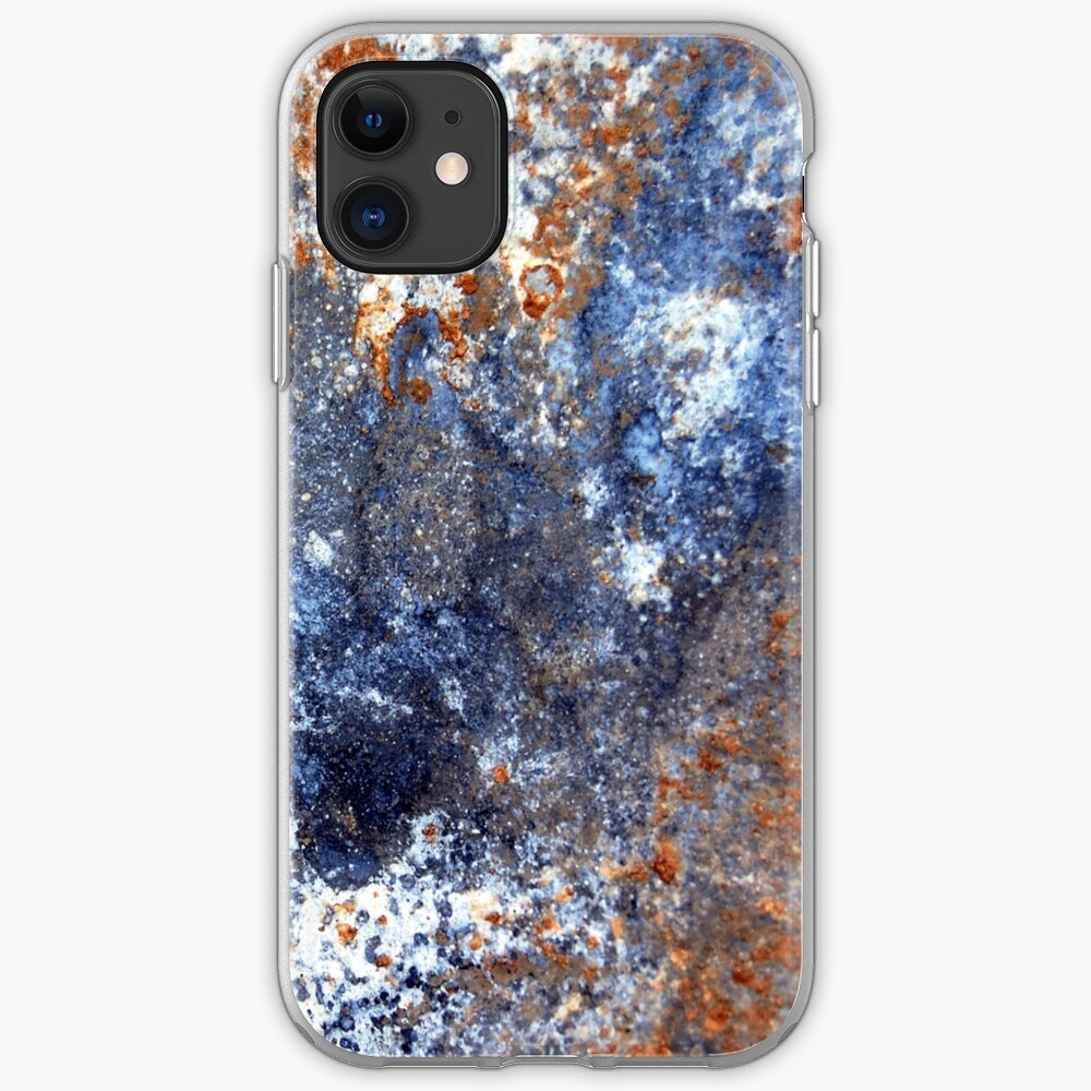 Muddy Blues iPhone Case & Cover