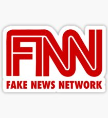 FNN: Fake News Network Sticker