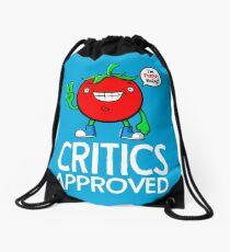 Fresh Tomato Drawstring Bag