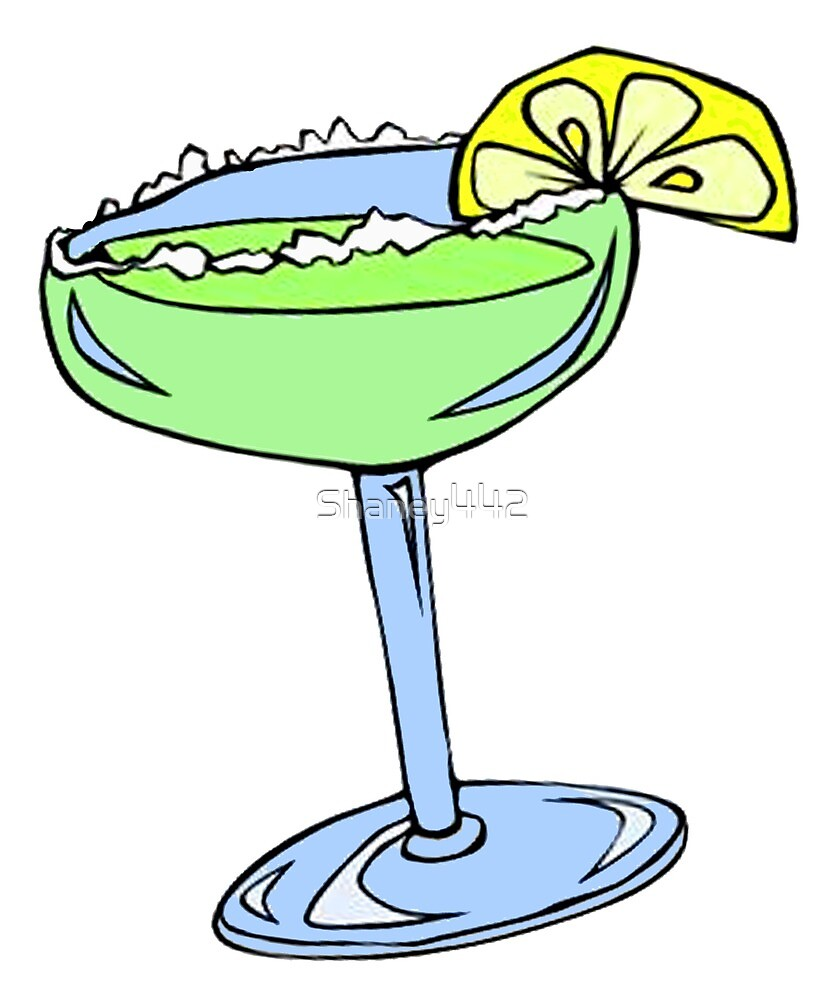 Fresh Margarita by Shaney Alice Gober